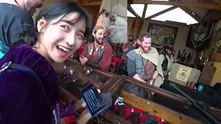 I Took Jinnytty to a Renaissance Faire | Esfand Best Moments