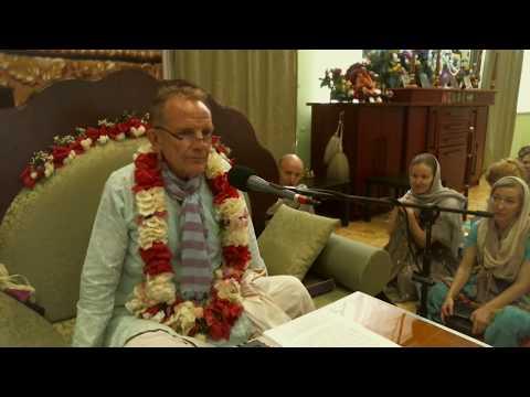 Шримад Бхагаватам 2.4.23 - Чатуратма прабху