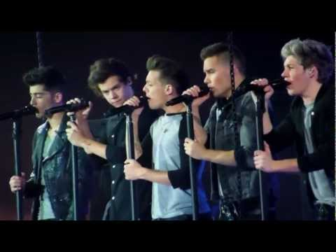 One Direction - Moments - 4/4/13 - O2 Arena - in HD