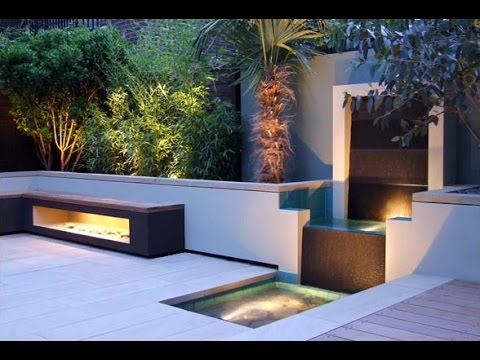 Modern Landscape Design : Stretching Your Landscape Budget Design Ideas
