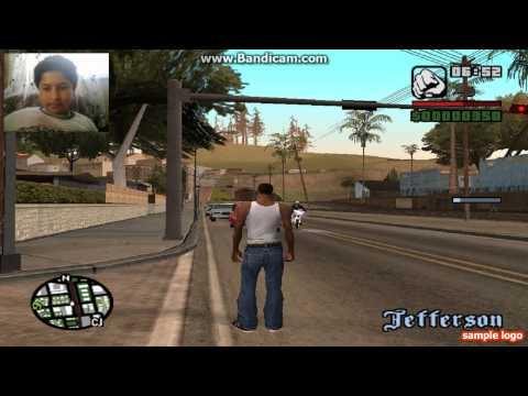 Gta  San Andreas Mod Tanıtımı 1