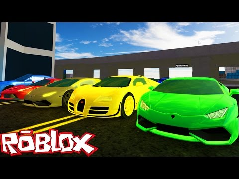 Roblox Adventures / Vehicle Simulator / FASTEST & MOST EXPEN