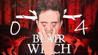JESTEM DOJEBANY | Blair Witch [#4]