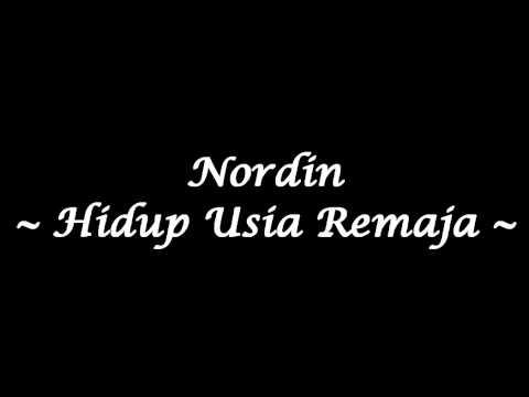 Megat Nordin - Hidup Usia Remaja ( Medium Quality)