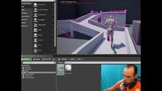 Unreal Engine 4.collision статических объектов. по просьбе из комментария