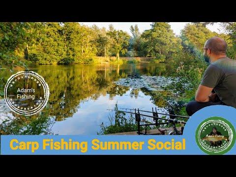 Carp Fishing Summer Social