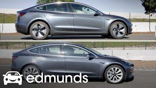 2017 Tesla Model 3 Track Test Update