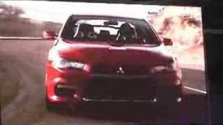 Mitsubishi Lancer EVO Prototype X Videos