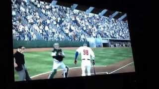 MLB the show13 how to get easy hits Video
