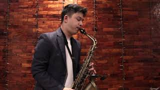 The Nearness Of You - Saxophone Cover (Saxserenade)