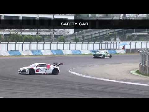 AUDI R8 LMS CUP TAIWAN RACE ROUND7