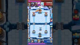 sparky ice wizard and inferno dragon undefeatable deck