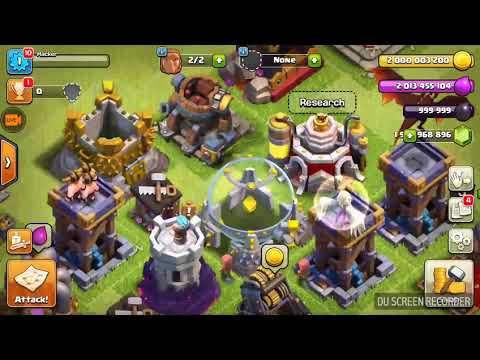 Clash Of Clans Private Server Hack Ep 1