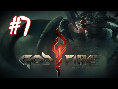Мобильная RPG на Android и IOS Godfire: Rise Of Prometheus  (часть 7)