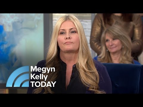 Scott Baio Accuser Nicole Eggert: He Molested Me Starting When I Was 14  Megyn Kelly TODAY