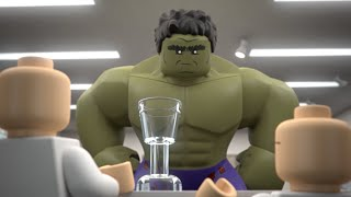 Hulk Goes Shopping - LEGO Marvel Su...