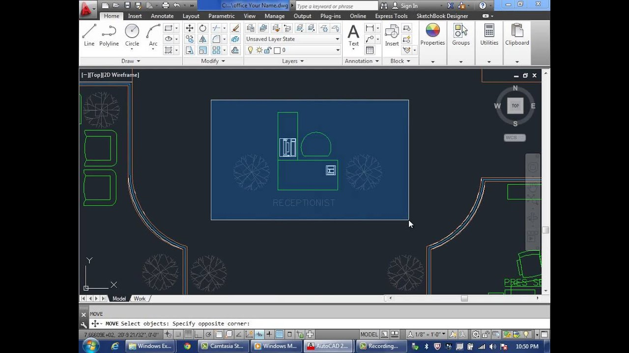 How To Open And Edit A File In Autocad