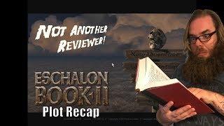 Not Another Reviewer - Eschalon: Book II Plot Recap