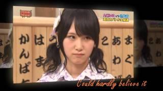 [fanmade] I lay my love on you - Takahashi Juri version