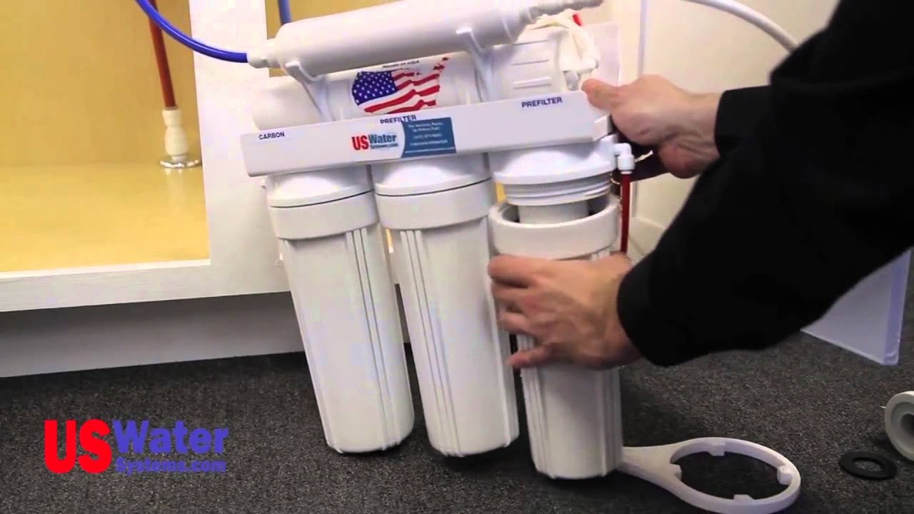 How to install a residential reverse osmosis system youtube how to install a residential reverse osmosis system youtube publicscrutiny Image collections