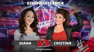 Diana&Cristina-Sisters are doing it for themselves-Confruntari 1-Vocea Romaniei 2015-Ed.8-Sezon5