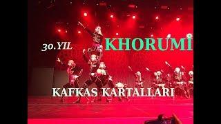Khorumi, 28.04.2019 - KAFKAS KARTALLARI
