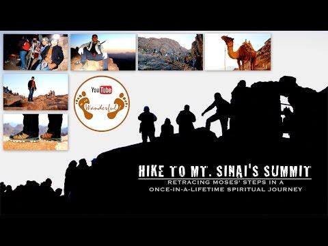 Wanderful: Hike to Mt. Sinai's Summit | Sinai Peninsula | Egypt