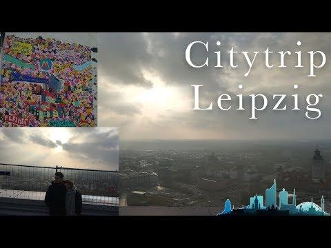 Citytrip Leipzig || vlog 2 || Femkevk