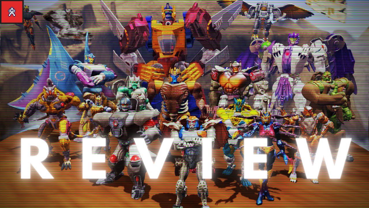 Transformers Beast Wars TV Series Review By ZetaVS