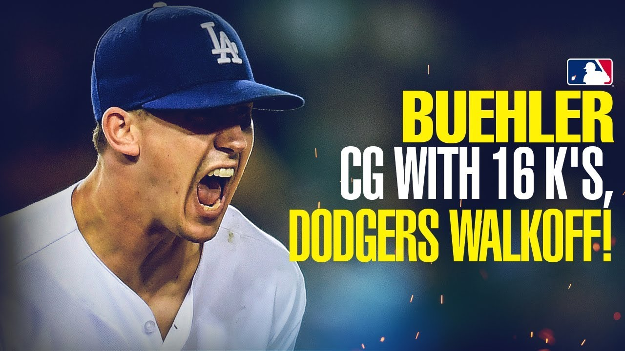 Dodgers vs. Astros lineup: Walker Buehler makes season debut