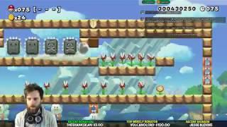 Super Mario Maker [LIVE]