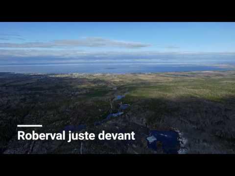 Lac St Jean 9 mai 2017