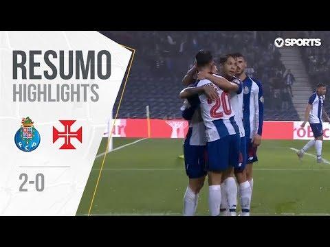 Highlights | Resumo: FC Porto 2-0 Belenenses (Taça de Portugal 18/19 #4)