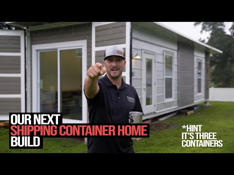 Our Next Shipping Container Home Build | Hello West Palm Beach