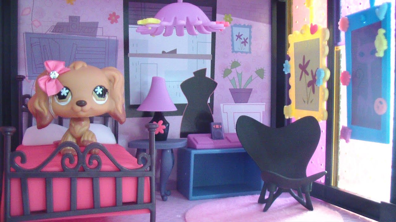 Lps: Blythe Bedroom Style Set!