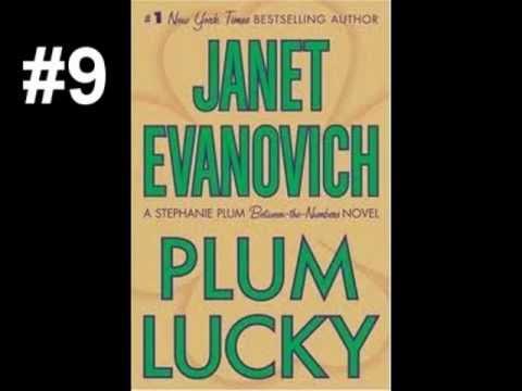 Janet Evanovich - 10 Best Books