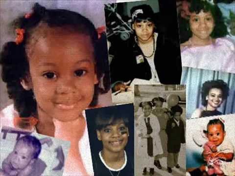 Lisa left eye lopes as a little girl pic