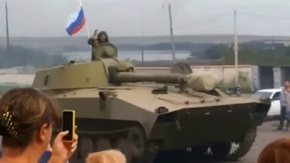 Ukraine War - Tanks with Russian flag near Donetsk Ukraine(EMPR - latest news from Ukraine, Ukraine war updates Discover the latest news from Ukraine, breaking news today, top news headlines for politics, business, ..., 2016-01-08T15:30:00.000Z)