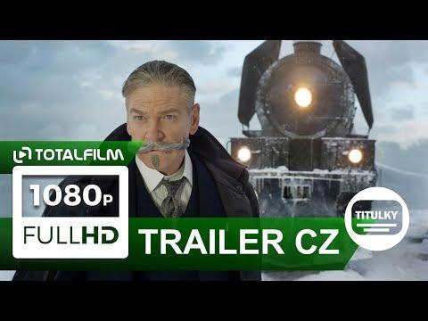 Vražda v Orient expresu (2017) CZ HD trailer