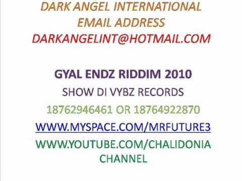 GYAL ENDZ RIDDIM MIX (SHOW DI VYBZ RECORDS)