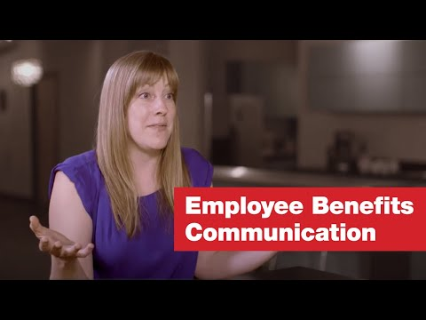 Investing In Benefits Communication