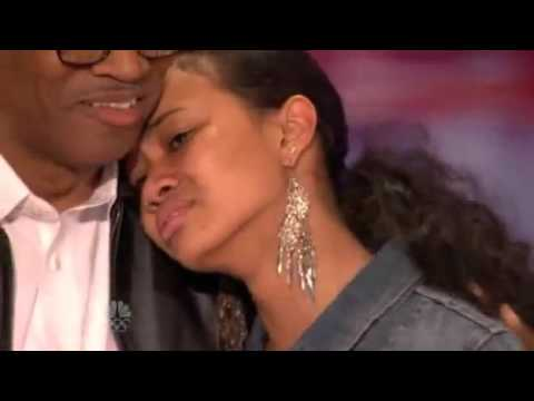 Shanice and Maurice   Duet   America's Got Talent 2012 Auditions