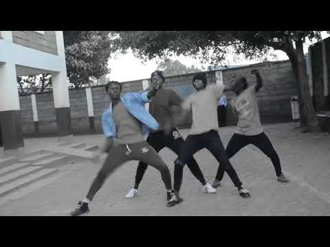ALEMBA FEAT HOPEKID-HIDE & SEEK CHOREOGRAPHY BY TRANS4MAZ 254 DANCE CREW