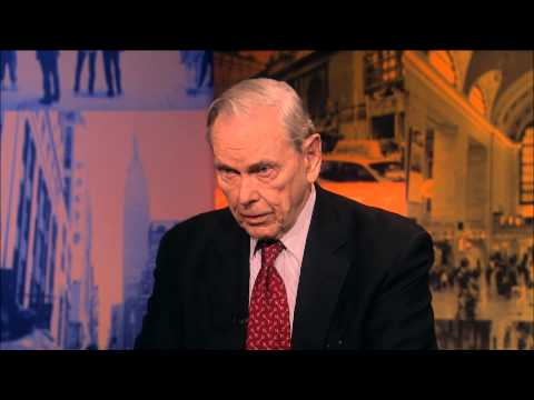 City Talk: Fmr. Amb. Richard Murphy Discusses the Middle East