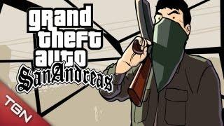 GTA SAN ANDREAS: TRAICIONADO