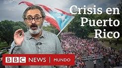 Cmo es la relacin de Puerto Rico con Estados Unidos y cmo afecta a su economa