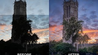 How to Shoot, Merge and Edit Vertoramas with Lightroom & Photoshop CC - PLP #152
