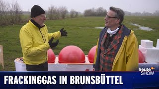 Liefern die USA bald ihr Frackinggas nach Brunsbüttel?