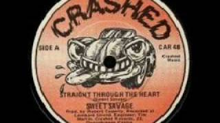 Sweet Savage - Straight Through The Heart