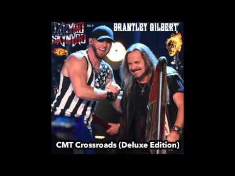 Lynyrd Skynyrd & Brantley Gilbert - Kick it in the Sticks (CMT Crossroads HD Audio)